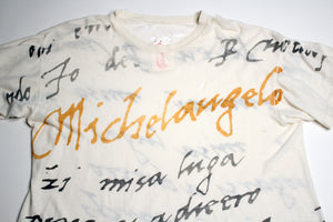 Threadbare Michelangelo Allover Tee