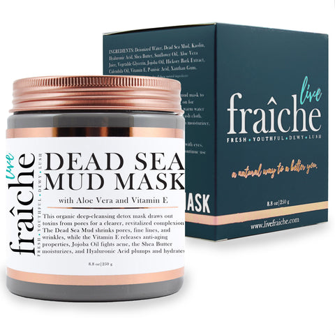 Hydrating Dead Sea Mud Mask