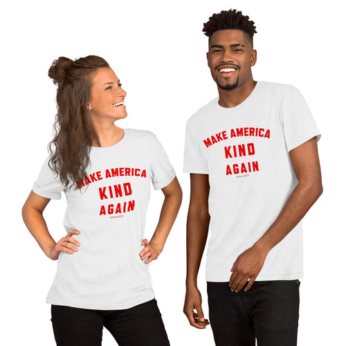 Make America Kind Again #Sharon2020 Unisex T-Shirt