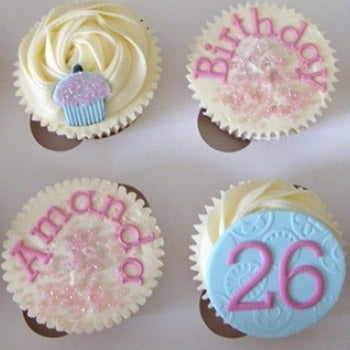 12 Dozen Dream Cupcakes - D'Decorations Flower Shop | Floreria