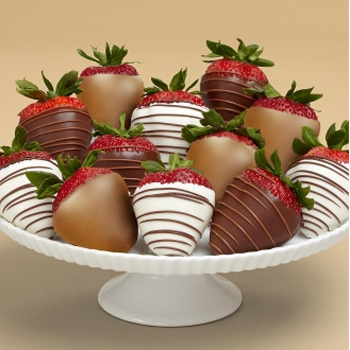 Gourmet Strawberries - D'Decorations Flower Shop | Floreria
