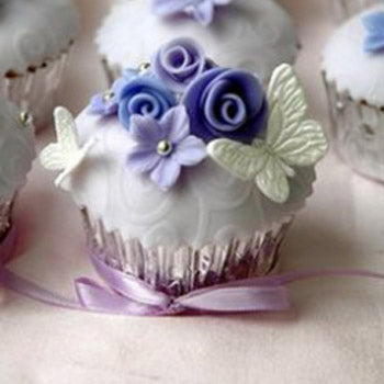 12 Dozen Fantasy Cupcakes - D'Decorations Flower Shop | Floreria
