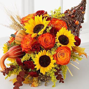 Thanksgiving Arrangement #4