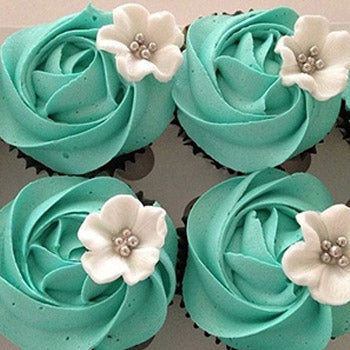 12 Dozen Frosting Cupcakes - D'Decorations Flower Shop | Floreria