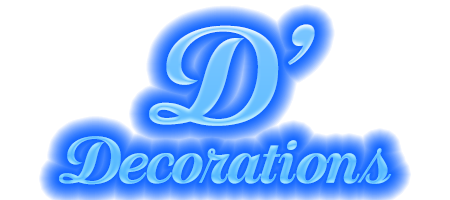 D'Decorations Flower Shop | Floreria