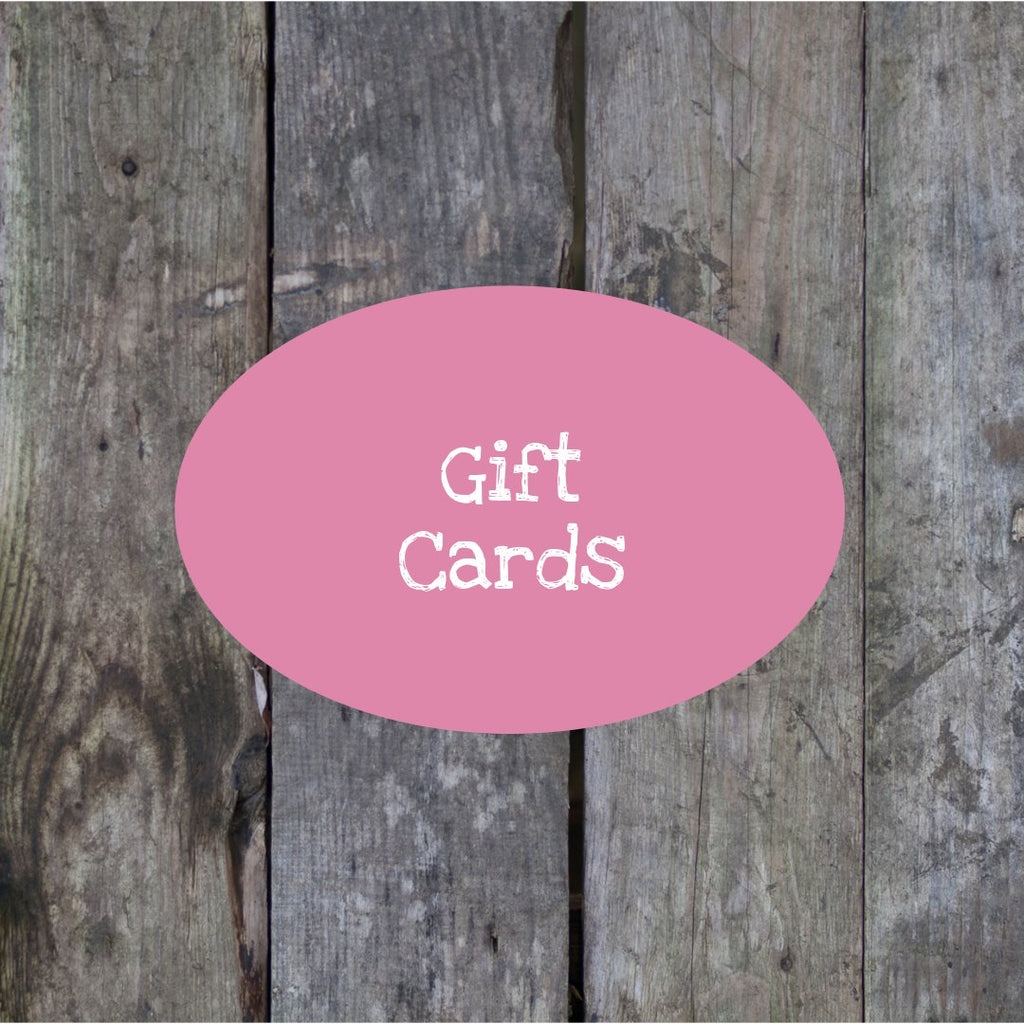 Krafts for Kuties Gift Cards
