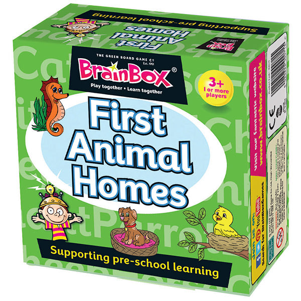 FIRST ANIMAL HOMES INGLES