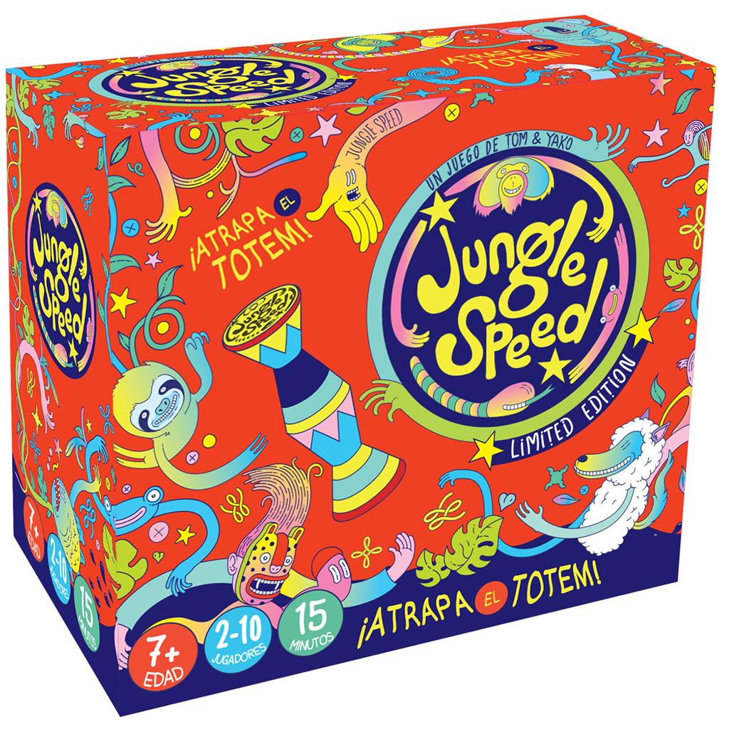 JUNGLE SPEED Edición limitada