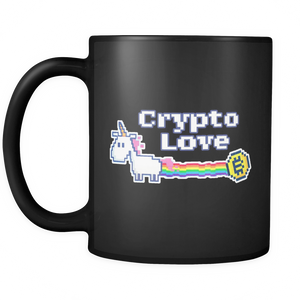 Official Crypto Love Uni-coins Mug