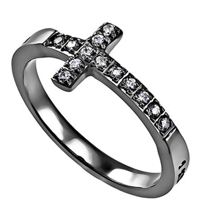 Cross Rings: The Ultimate Reminder of Love
