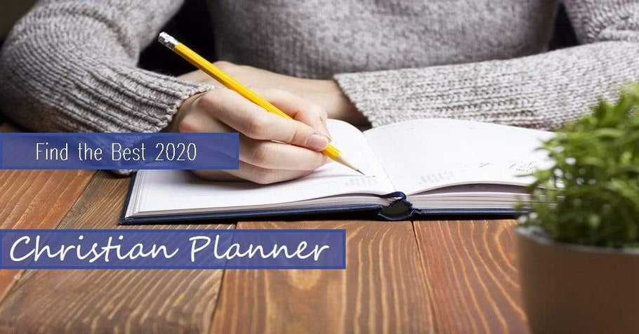 Finding the Best 2020 Christian Planner