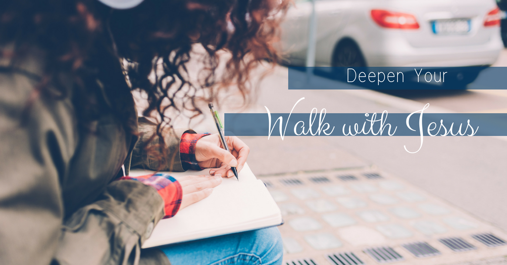 deepen your walk with Jesus blog image