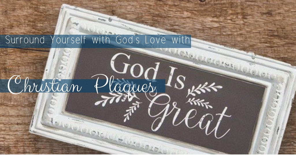 Christian Plaques blog image