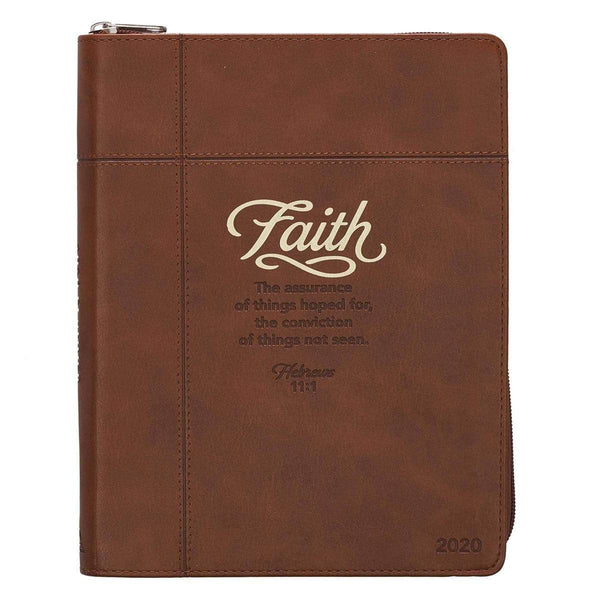 2020 Daily Planner Faith Hebrews 11:1