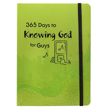 365 Days to Knowing God For Guys Daily Devotional - Atrio Hill