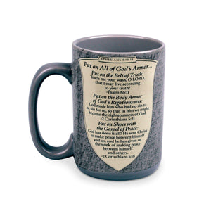 Armor Of God Scripture Coffee Mug
