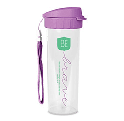 Be Brave Water Bottle