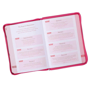 Be Still And Know 2020 Planner In Fuchsia