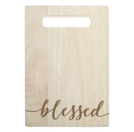 Blessed Cutting Board