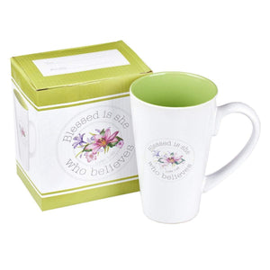 Blessings Latte Coffee Mug