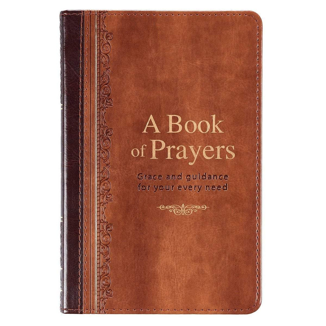 Book Of Prayers Christian Devotional
