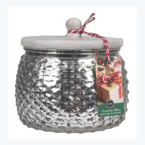 Bridgewater Candle Holiday Jar Christmas Bliss