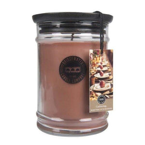 "Bridgewater Candle Large 18.5 oz. Jar - ""Gathering"" - Atrio Hill"
