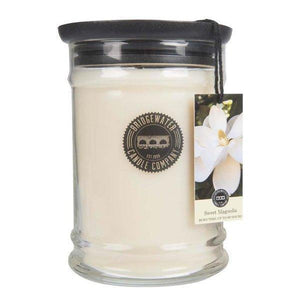"Bridgewater Candle Large 18.5 OZ. Jar ""Sweet Magnolia"""