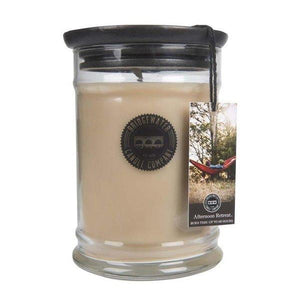 "Bridgewater Candle Large Jar ""Afternoon Retreat"""