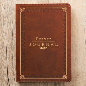 Classic Christian Prayer Journal