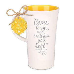 Come To Me Latte Mug