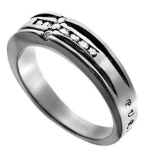 CZ Channel Cross Ring Purity