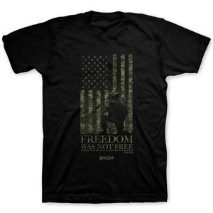 Freedom Was Not Free Christian T-Shirt
