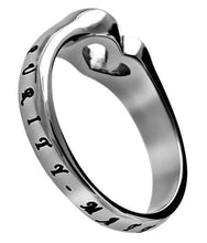 Girl's Heart Purity Ring