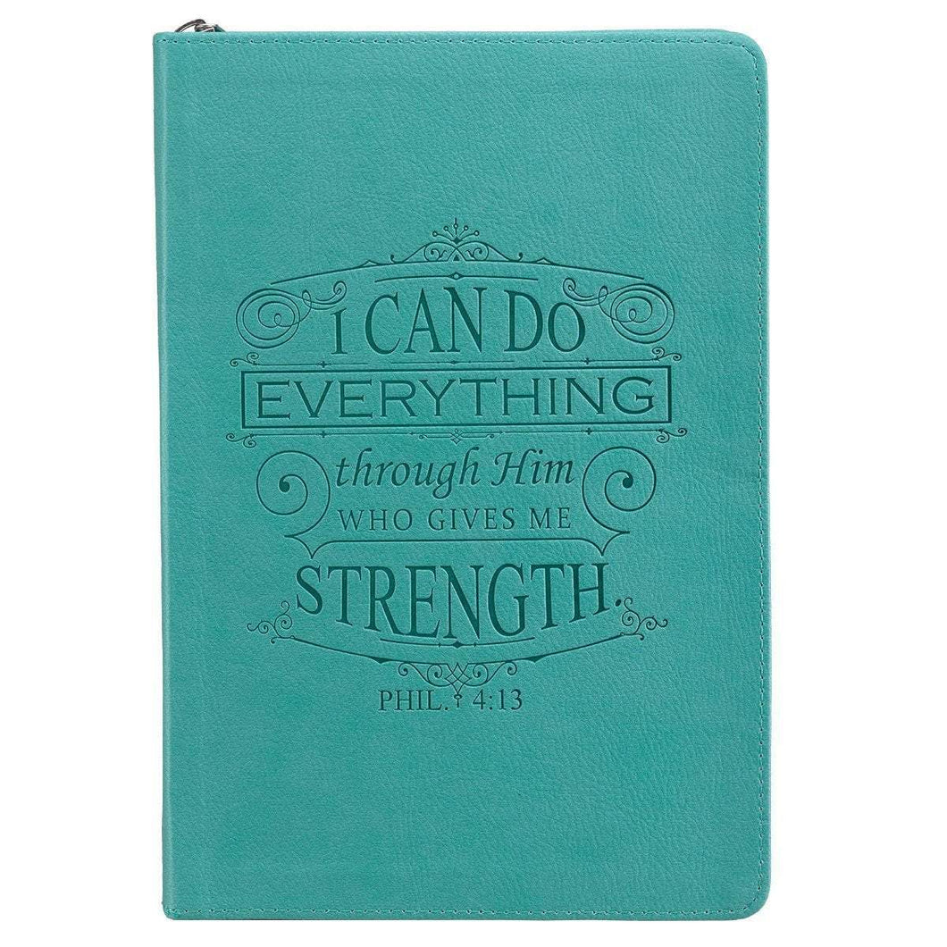I Can Do Everything... Philippians 4:13 Journal