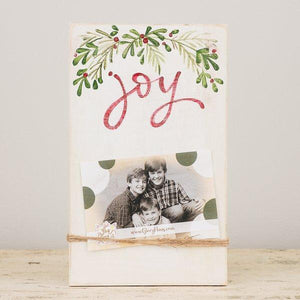 Joy Picture Frame