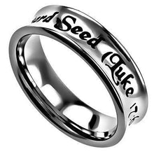 Ladies The Faith Of Mustard Seed Ring