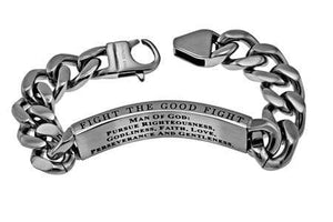 Man Of God Cable Bracelet