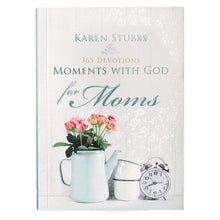 Moments With God For Moms Softcover Daily Devotional - Atrio Hill