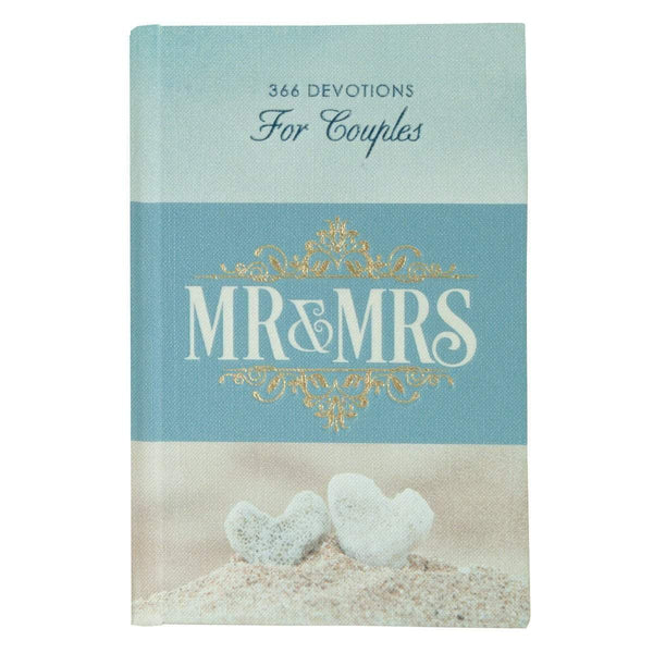 Mr And Mrs 366 Daily Devotions For Couples