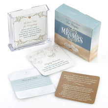Mr And Mrs Boxed Cards - 52 Date Night Ideas