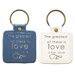 Mr & Mrs Love Keychains