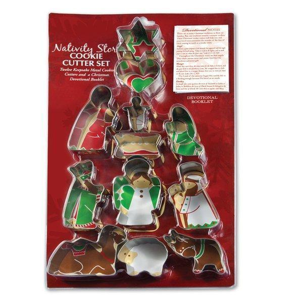Nativity Story Cookie Cutter Set - Atrio Hill