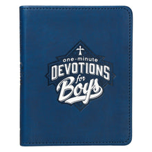 One Minute Daily Devotions For Boys