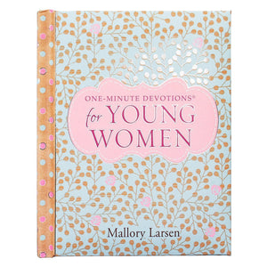 One Minute Daily Devotions For Young Women