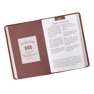 Pocket Bible Daily Devotional For Men