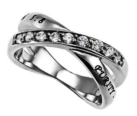 Purity Radiance Ring
