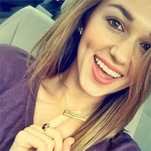 Sadie Robertson Live Original Gold Necklace