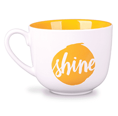 Shine Large Mug/Bowl