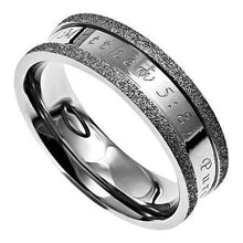 Silver Champagne Purity Ring